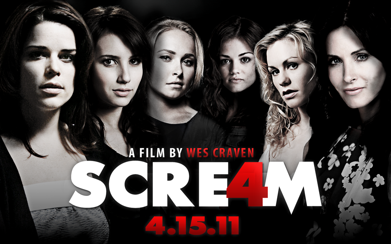 Scream HD Widescreen Wallpapers - TMM-HDQ Cover Pictures