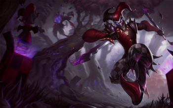 Shaco HD Wallpapers Collection: Item 26992284