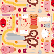 22/11/2015 Sewing | Resolution: 173x173 px, Margrett Mak