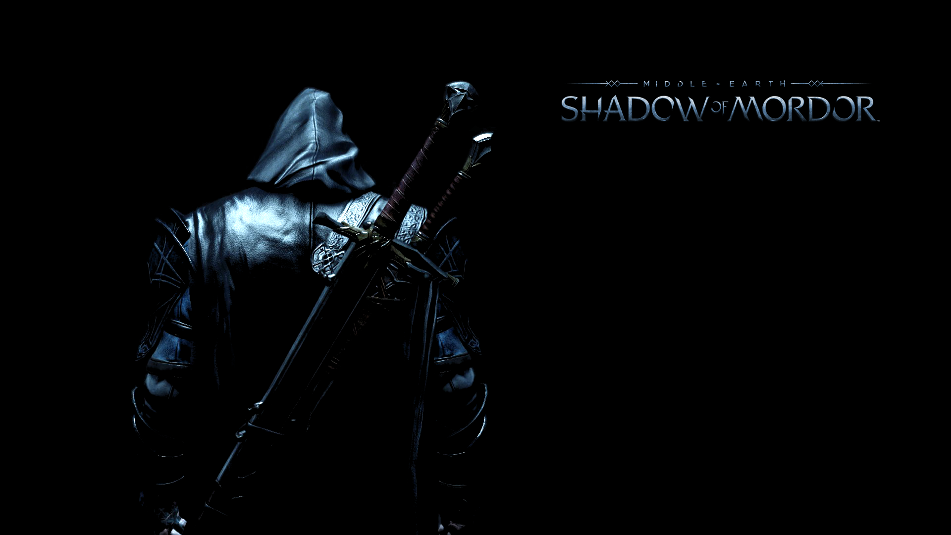 Desktop Backgrounds: Shadow Of Mordor, by Angel Nees, 1920x1080