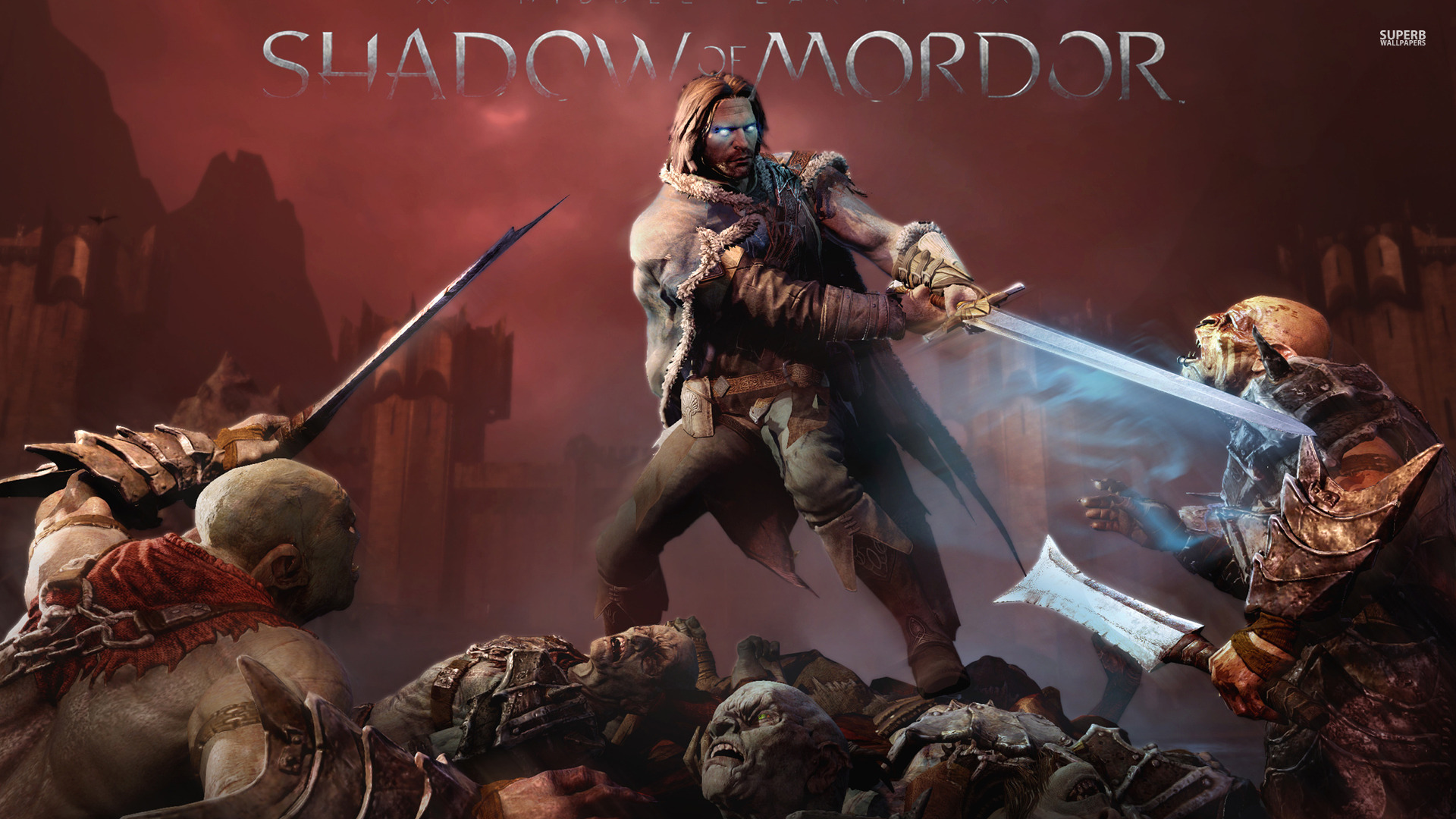 Interesting Shadow Of Mordor HDQ Images Collection: 27017557, 1920x1080