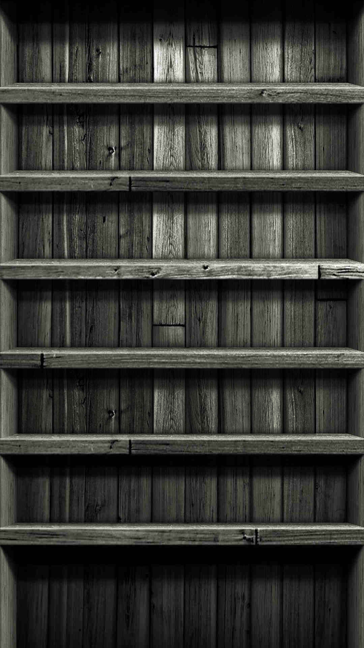 Widescreen Wallpapers: Shelves, (1242x2208 px, V.86)