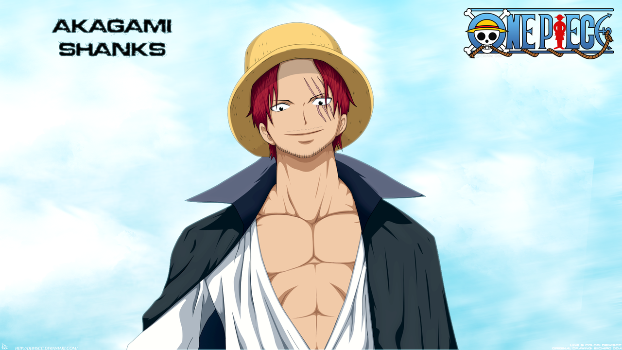 Wallpapers of Shanks High Resolution