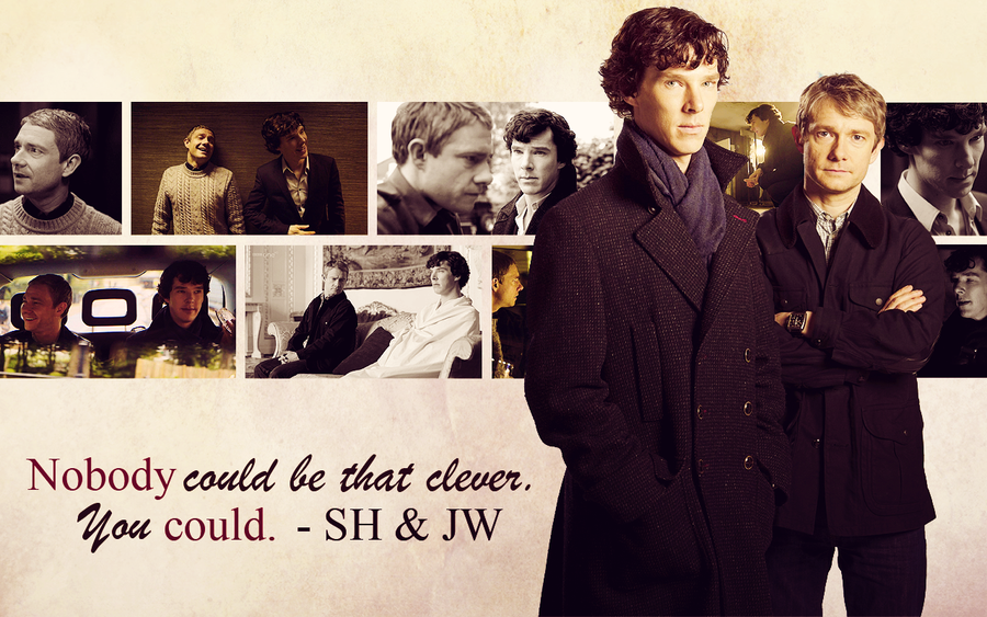 Photo of Sherlock HD (p.39048220) - B.SCB WP&BG Collection