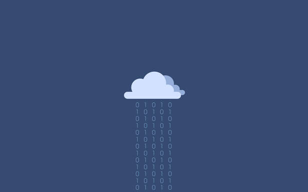 11/07/2014: Simple Cloud Wallpapers, 616x385 px