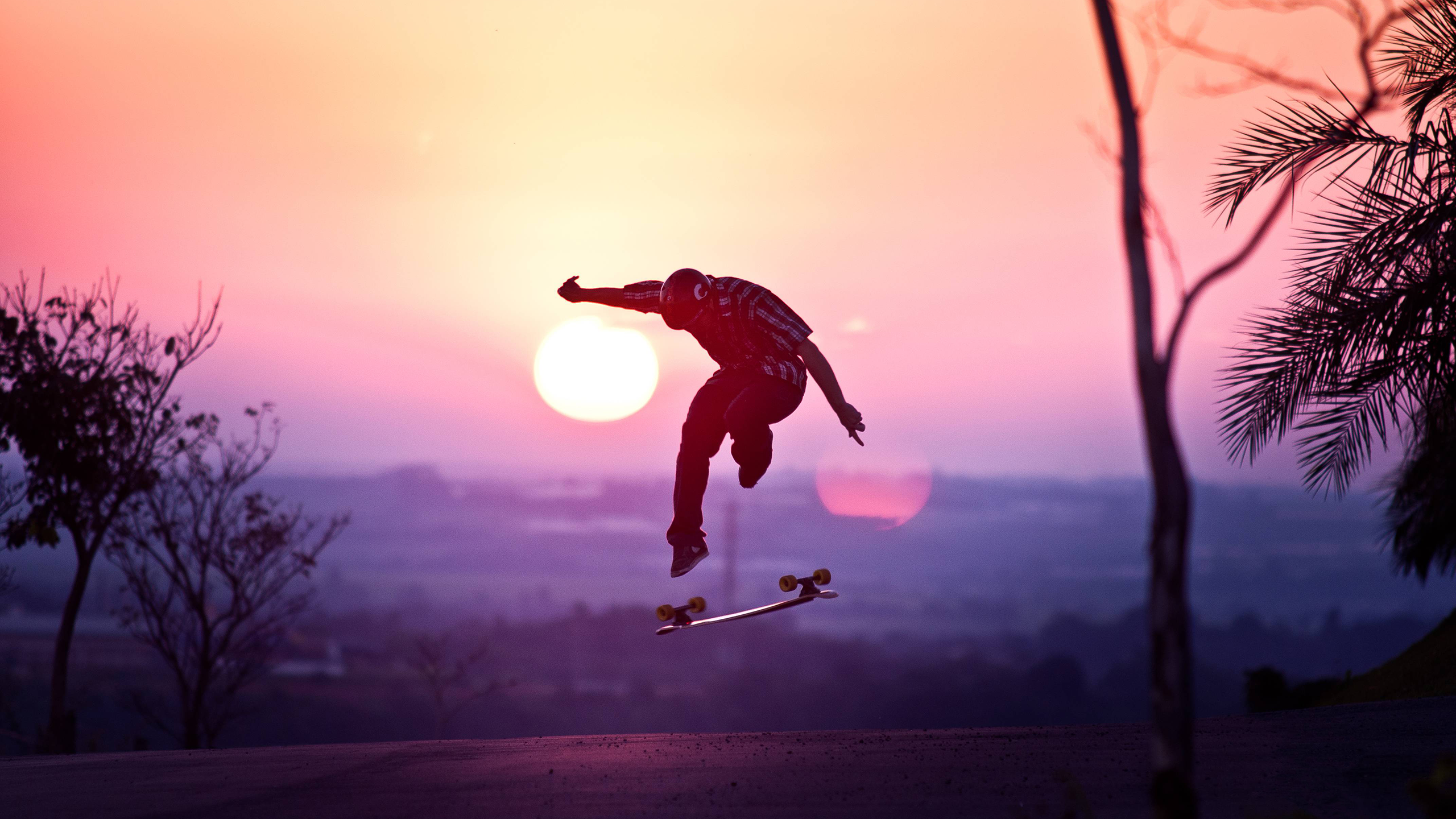 Skateboard HD Backgrounds for PC