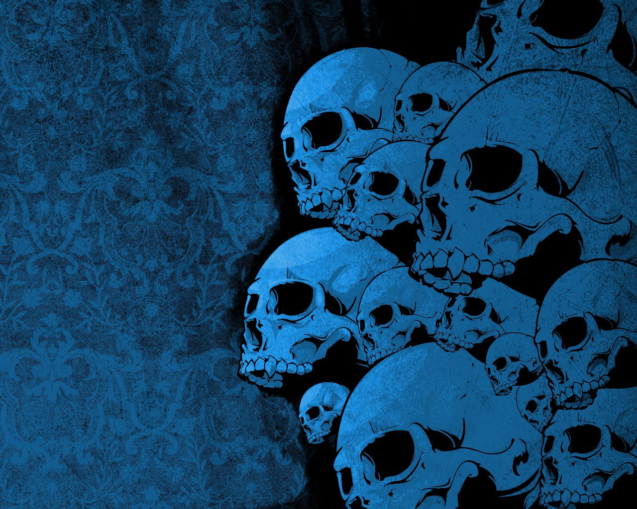 Skulls | Skulls Images, Pictures, Wallpapers on B.SCB Wallpapers