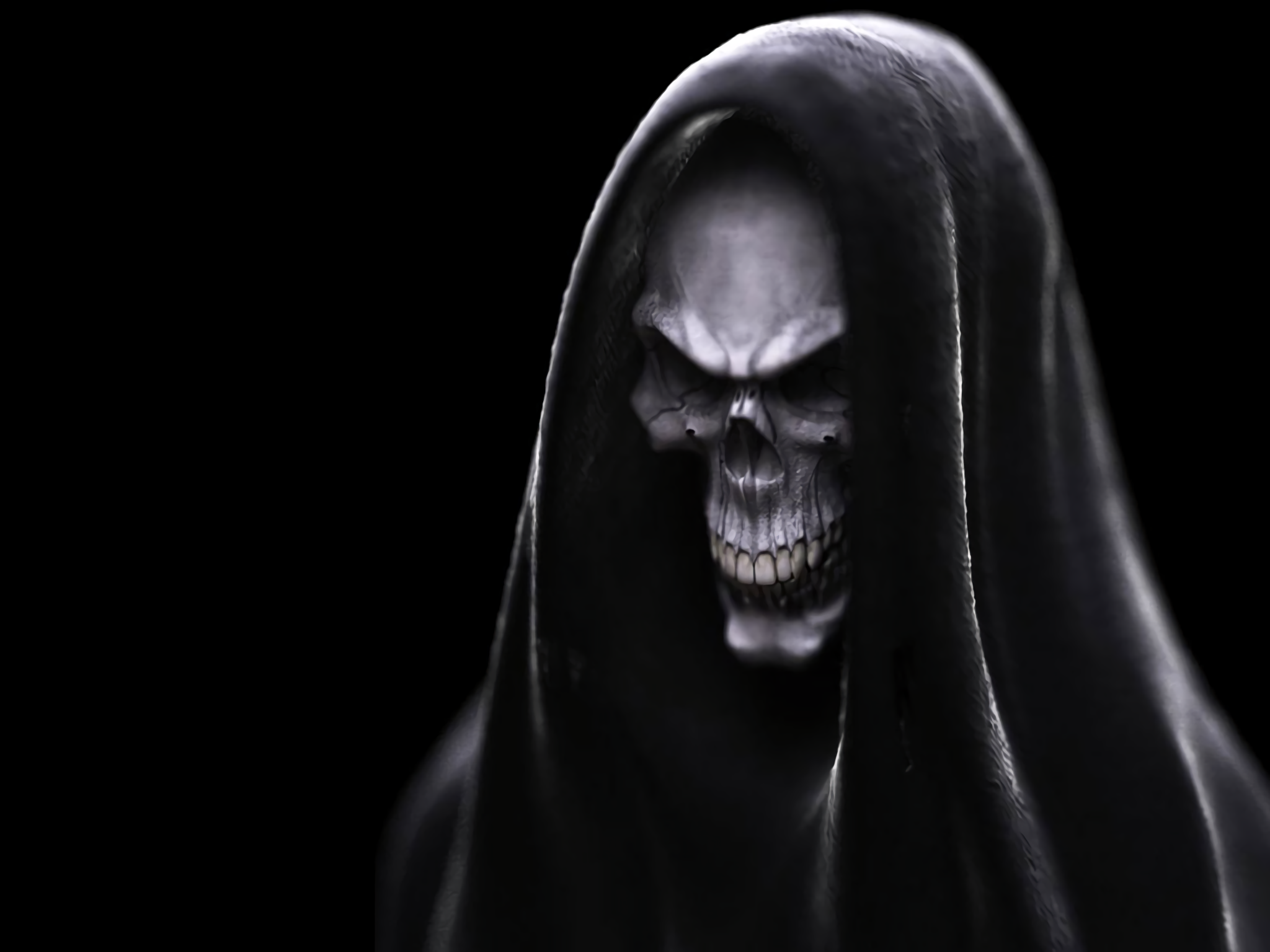 Full HD Pictures Skulls 2048x1536