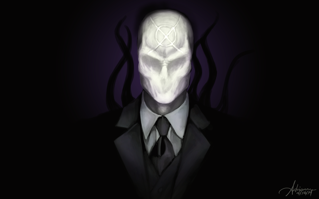 Slender 2016 4K Wallpapers