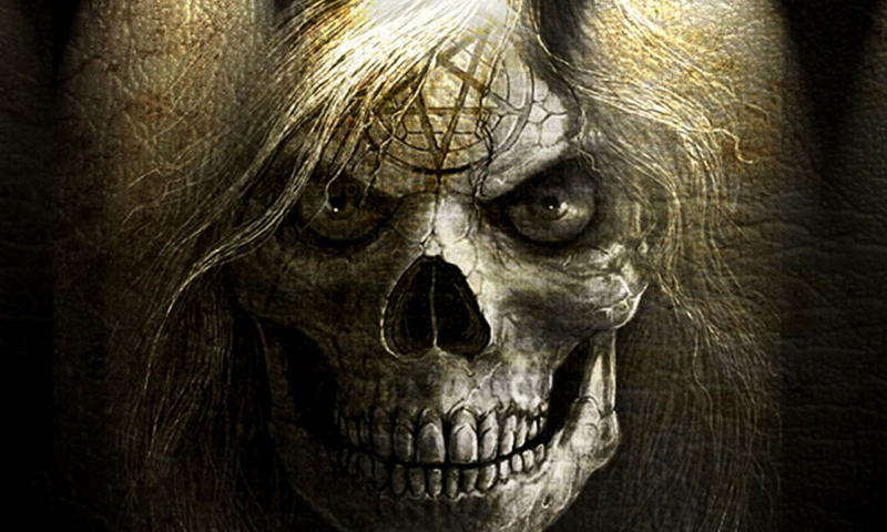 Skull Wallpapers in HQ Definition | 800x480 px, by Franklyn Seats