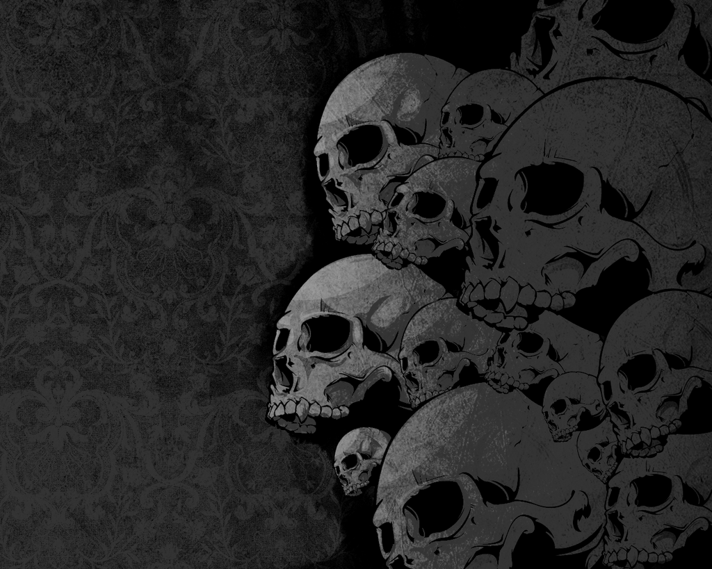 Skulls Computer Wallpapers, Desktop Backgrounds