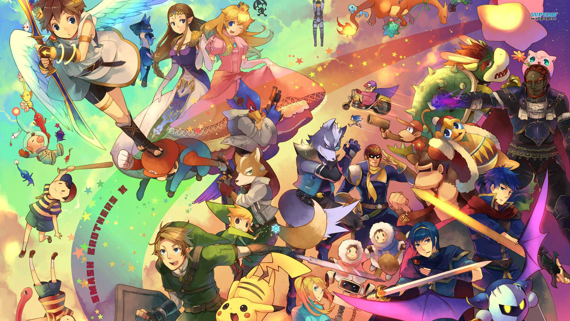 High Quality Smash Wallpapers | Full HD Pictures