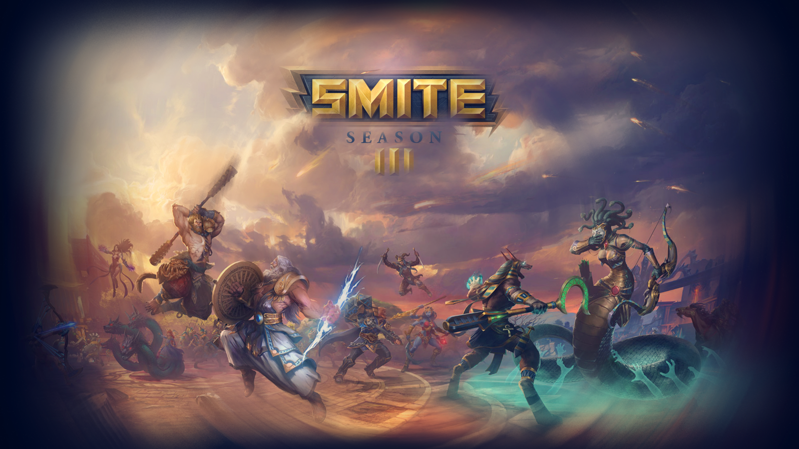 Collection of Smite Widescreen Wallpapers: 27372899, 1600x900