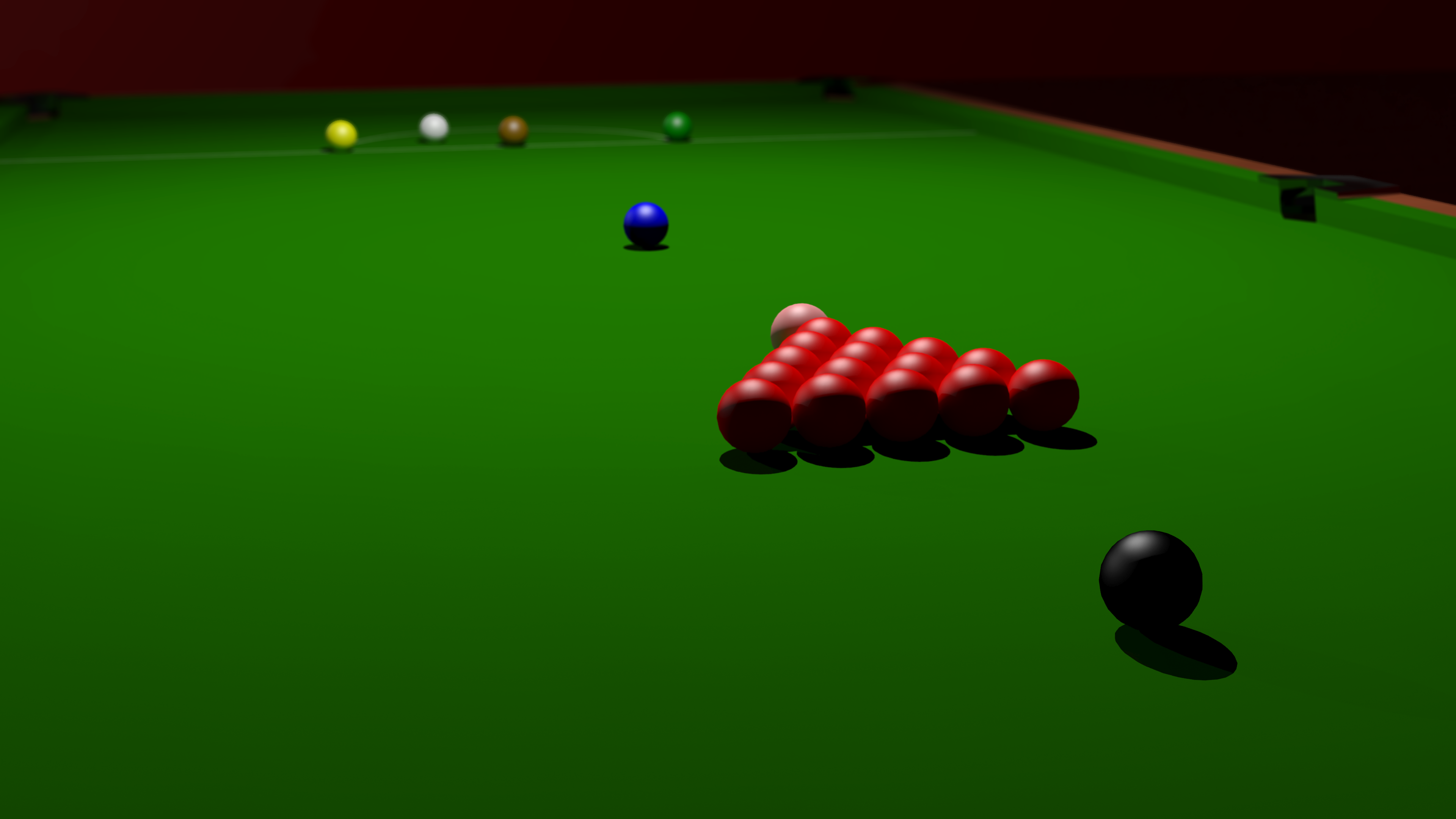 Cool Snooker Wallpaper