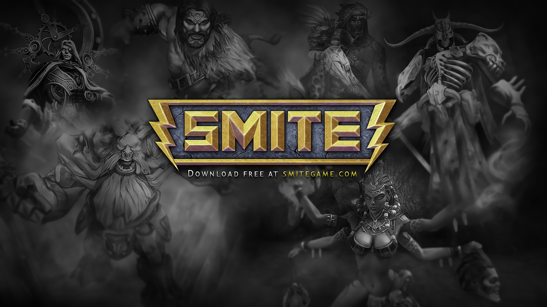 Smite FHDQ Wallpaper Desktop