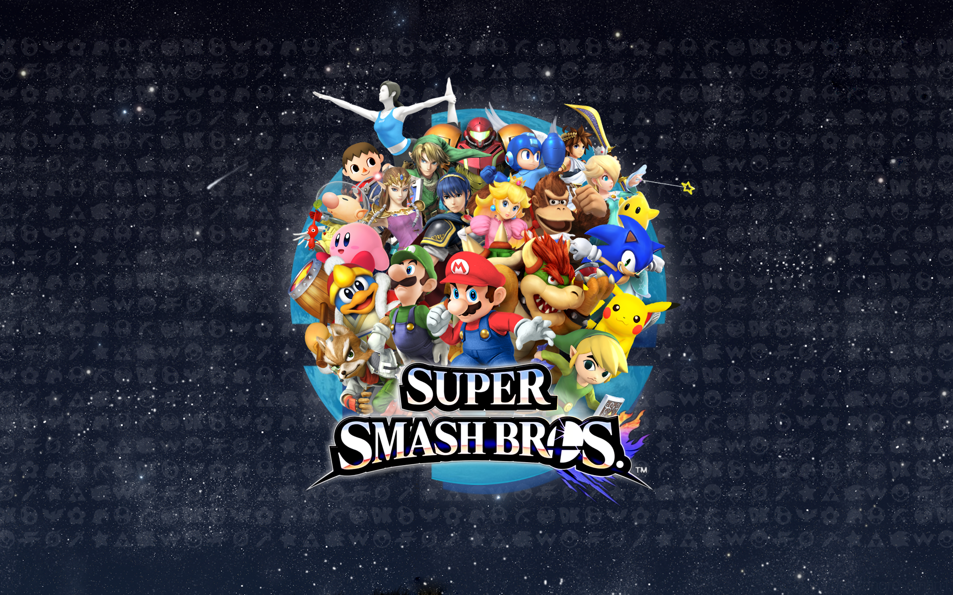 Smash Wallpaper in HQ Resolution