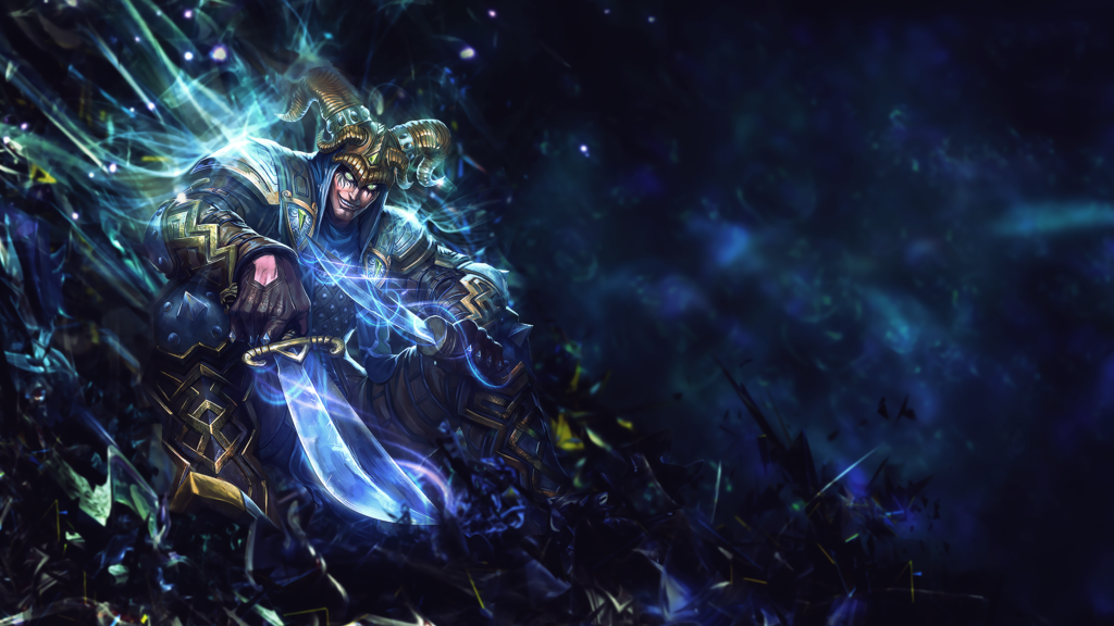 Smite Wallpaper by Perry Bell, B.SCB WP&BG Collection | Games HD