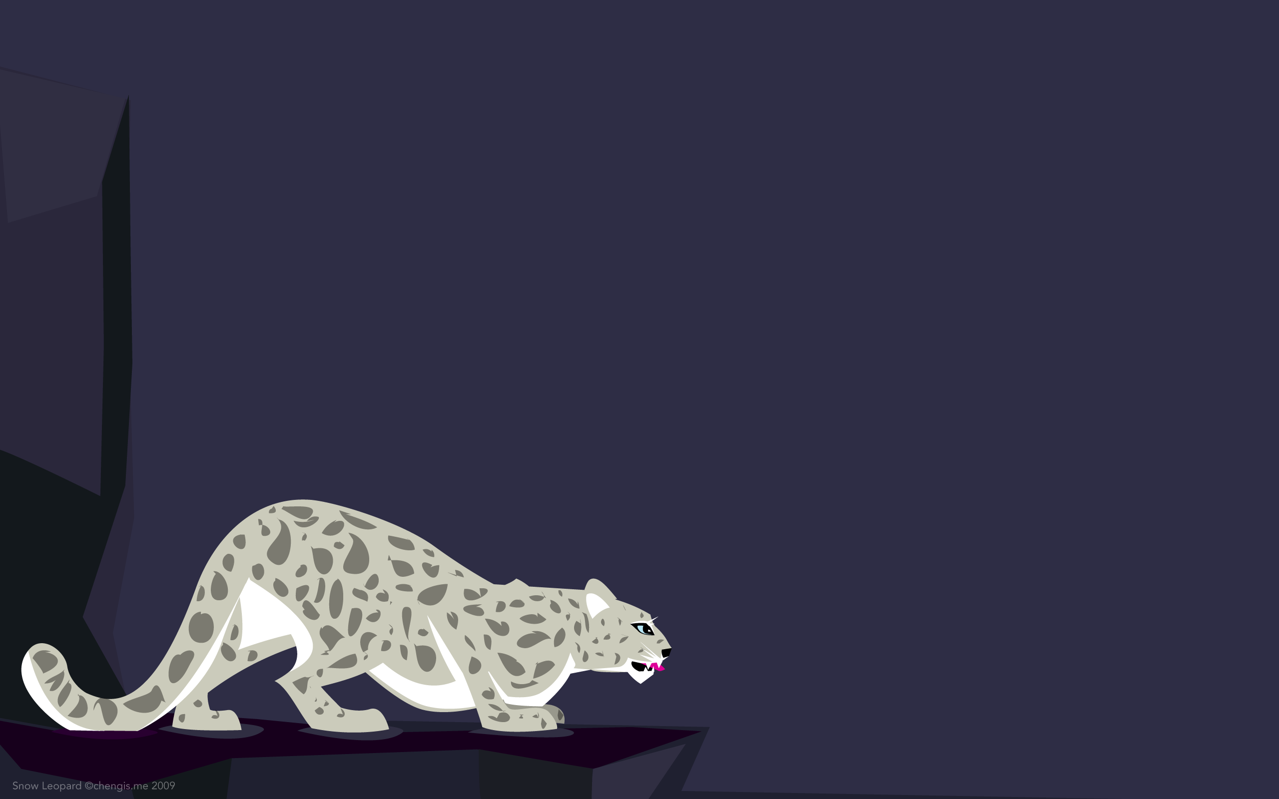 Photo of Snow Leopard HD (p.40108002) - B.SCB WP&BG Collection