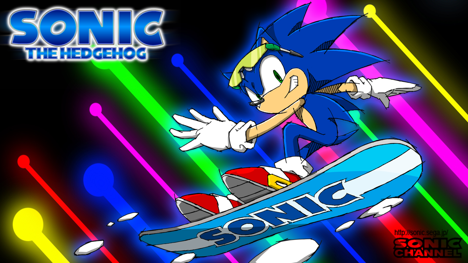 HQ Definition Backgrounds, Sonic The Hedgehog - 1600x900, Jesus Siciliano