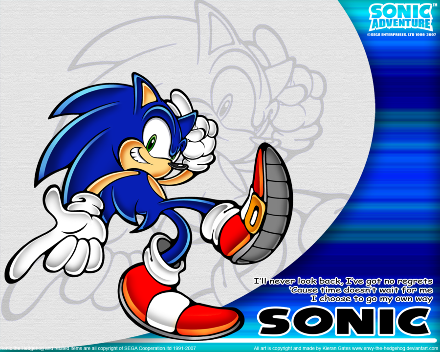 Wallpapers of Sonic The Hedgehog HD, 631.28 Kb, Loralee Theisen