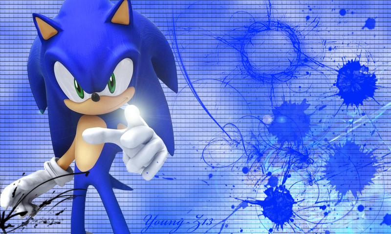 Sonic HD Backgrounds for PC
