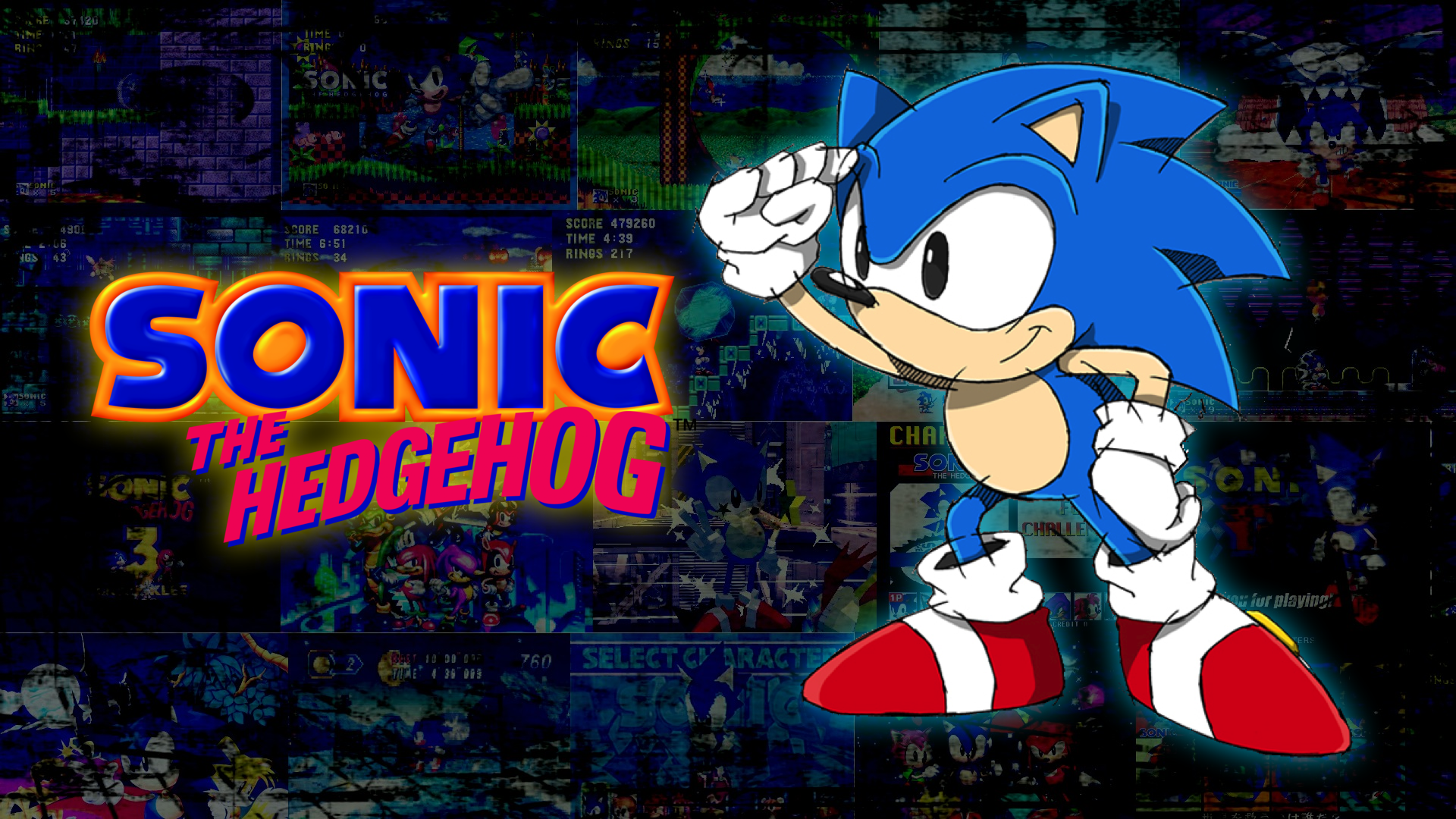 Best Cartoons Wallpaper: Sonic 39648872 Cartoons