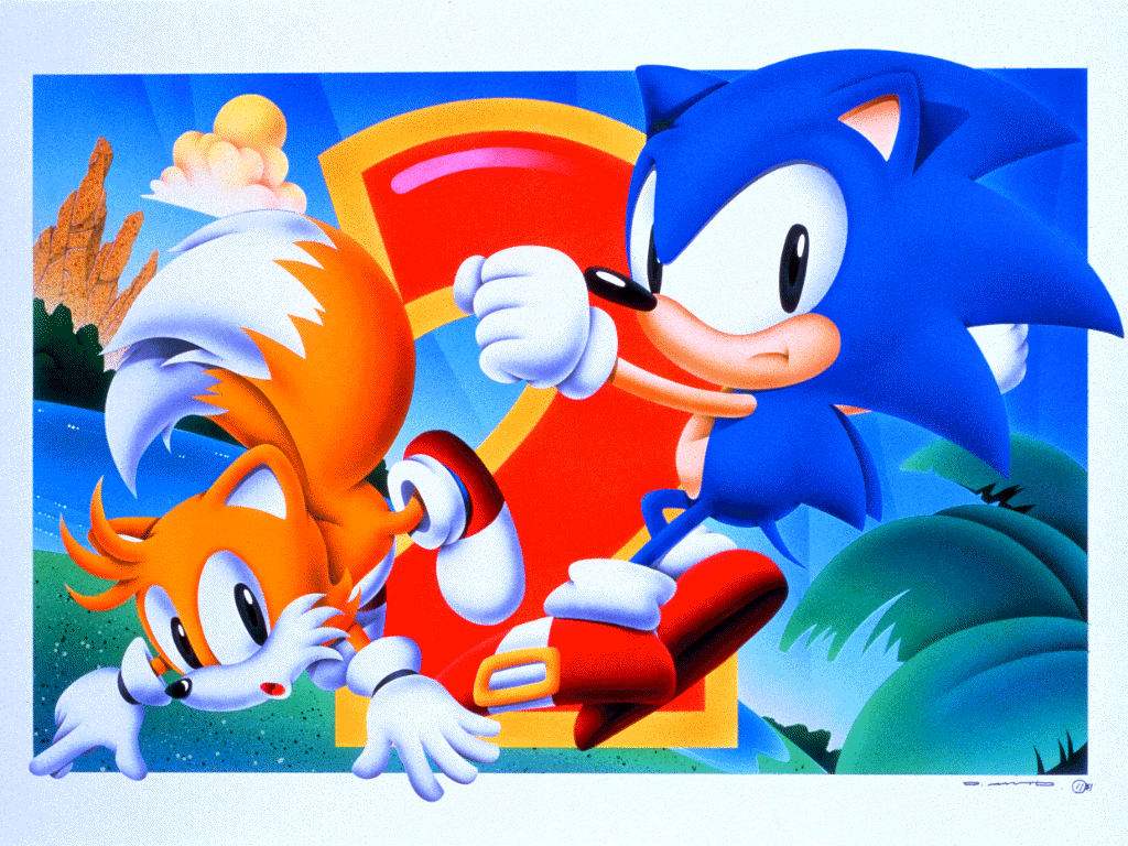 12+ Best HD Sonic The Hedgehog Wallpapers, 40080243 1024x768