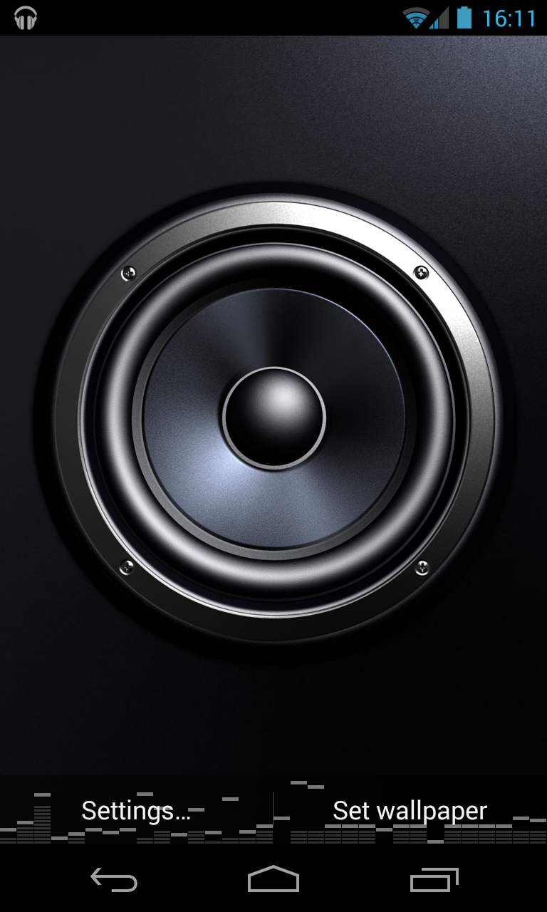 amazing 2016 wallpapers pack: p.53 widescreen images of speaker