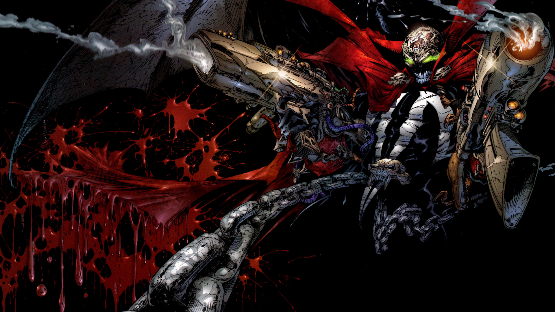 Tablet Compatible - Spawn {HQ} Wallpapers