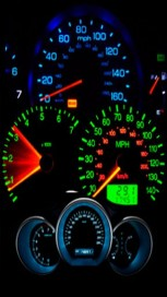 Mobile Speedometer Pictures› FHDQ B.SCB WP&BG Collection