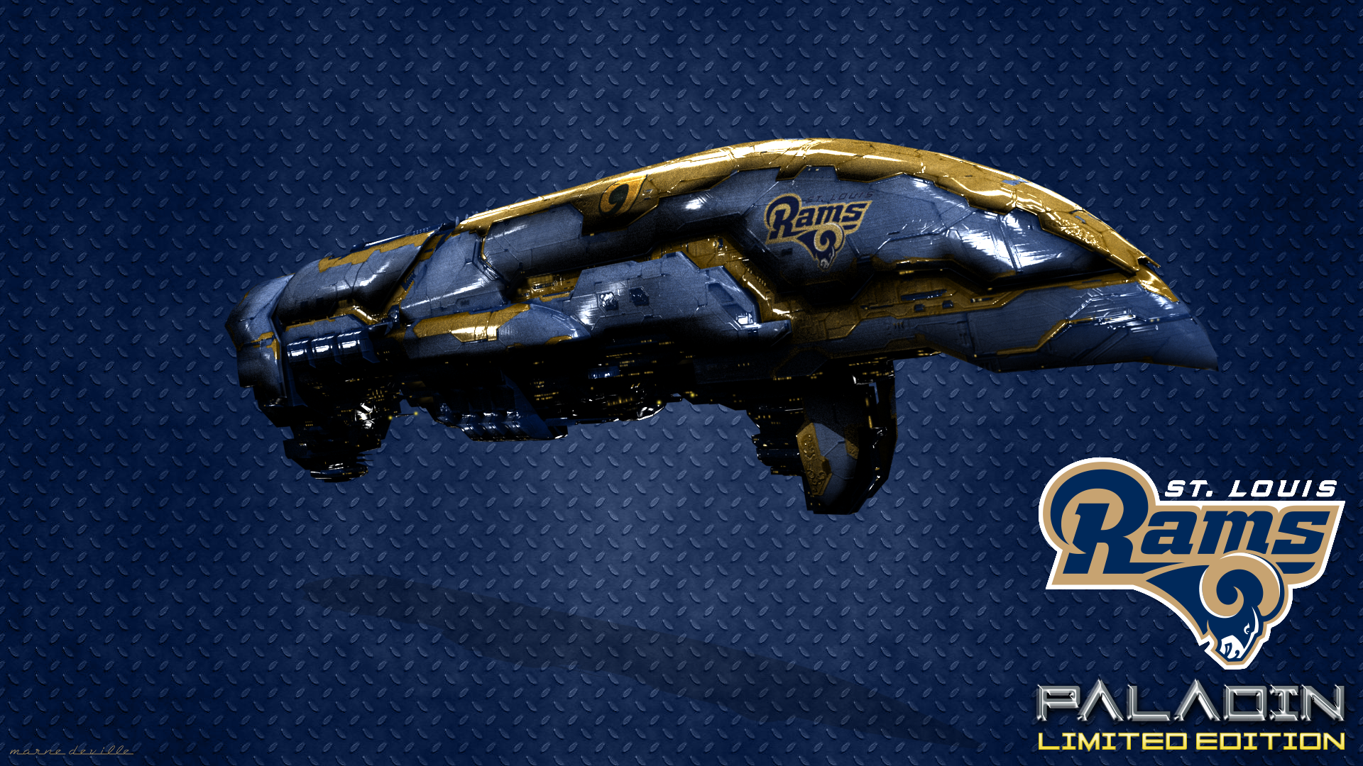 High Quality Image of St Louis Rams | 1920x1080 px