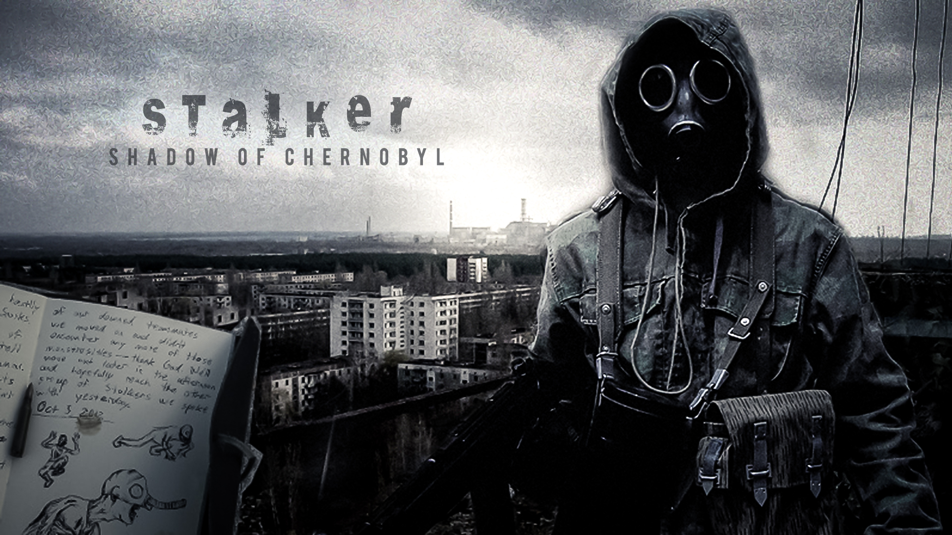 Stalker 39021643 Wallpaper For Free