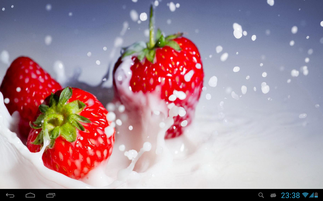 Best Food and Drink Wallpaper: Strawberry 27016248 Food and Drink