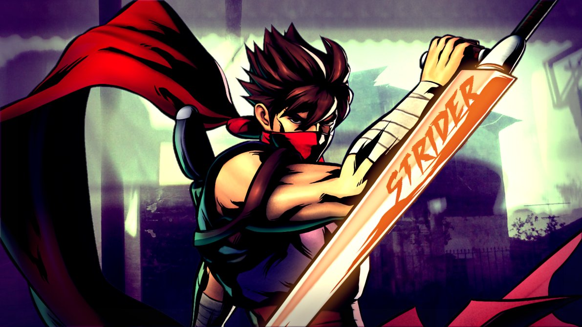 Strider HDQ Images