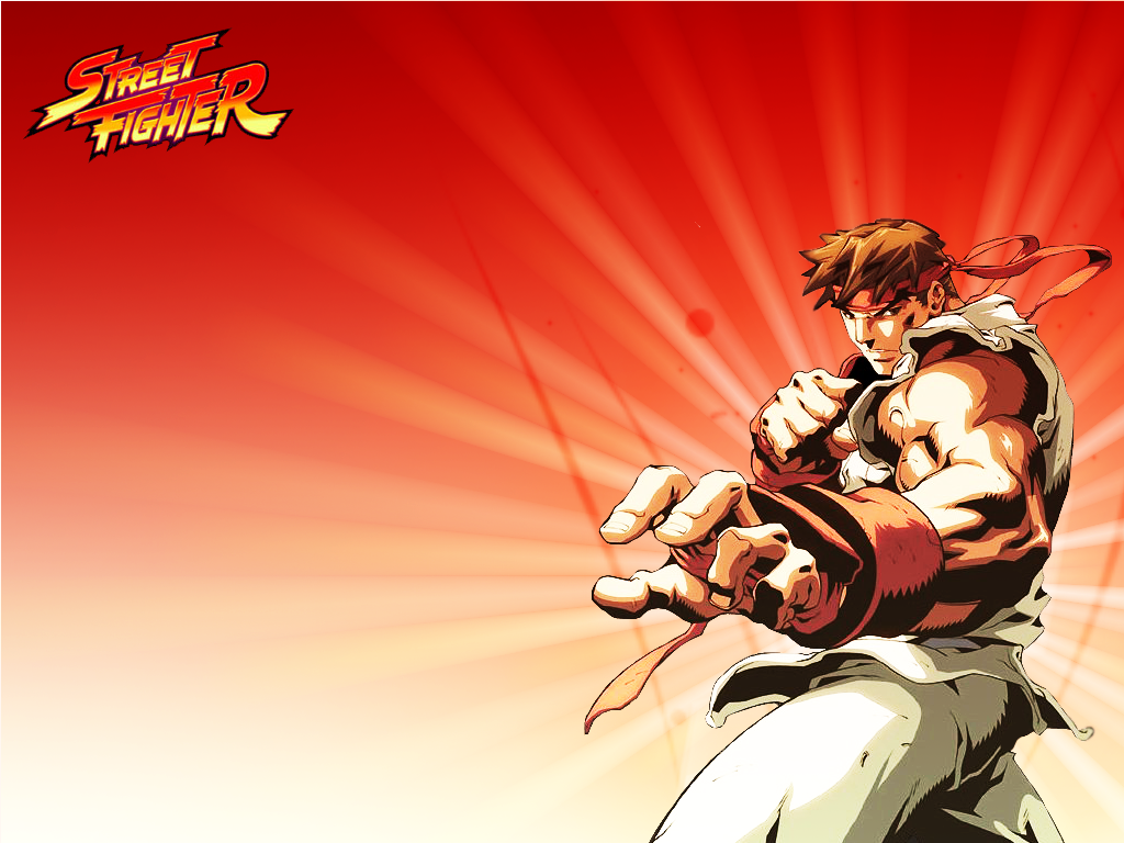 JNS.16 Gallery: Street Fighter, 0.84 Mb