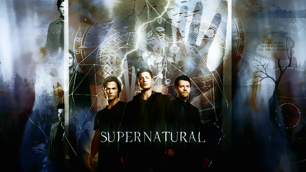 (1024x576 px) - Supernatural Wallpapers, Janise Mansir