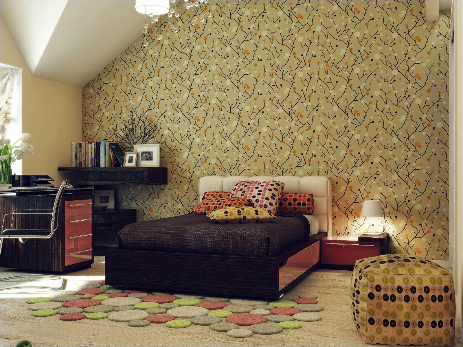 Bedroom Wallpapers New