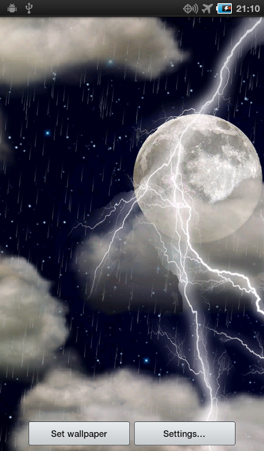 New Beautiful Thunderstorm HDQ Wallpapers