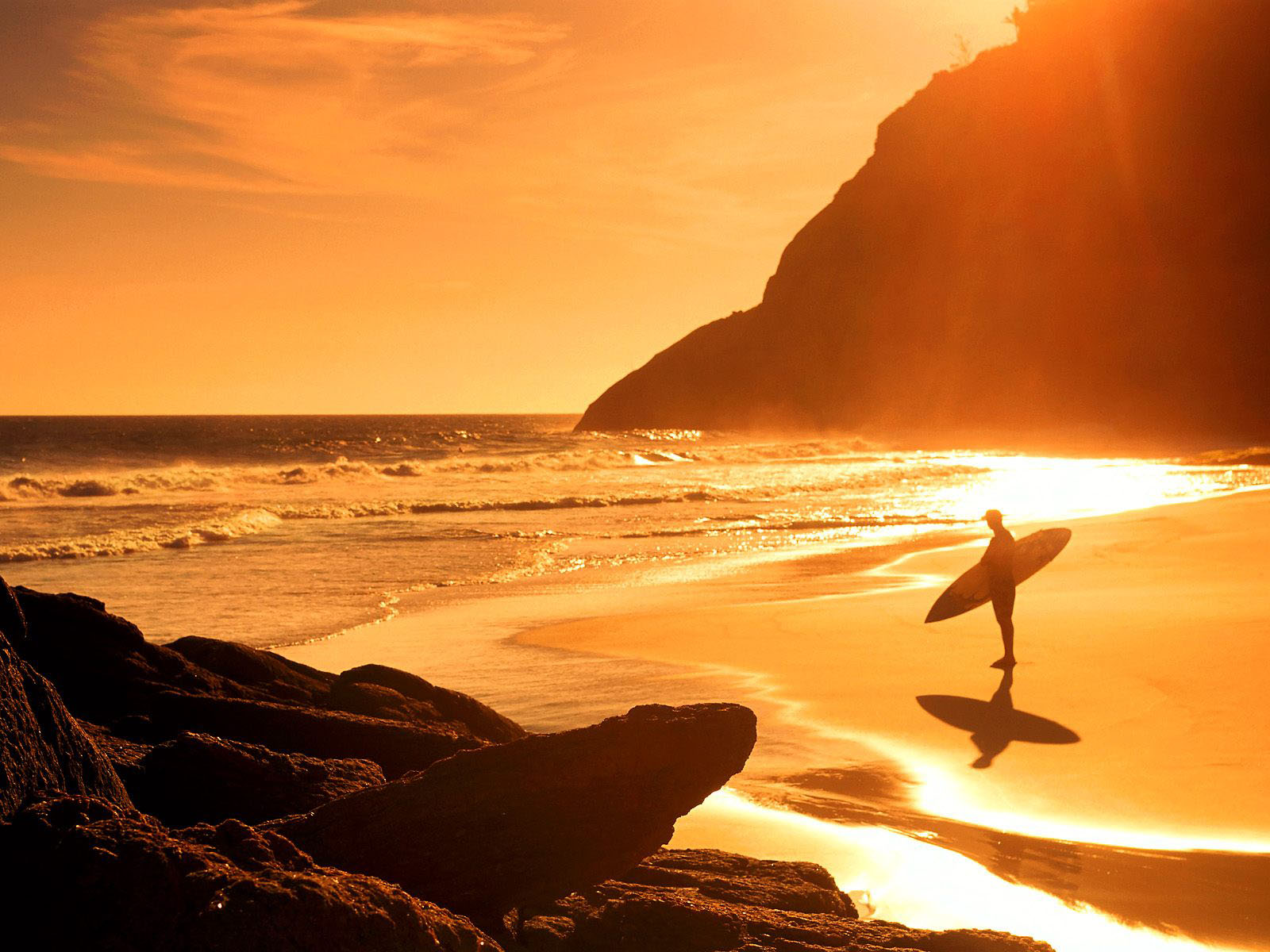 Surfing Full HD Quality Wallpapers