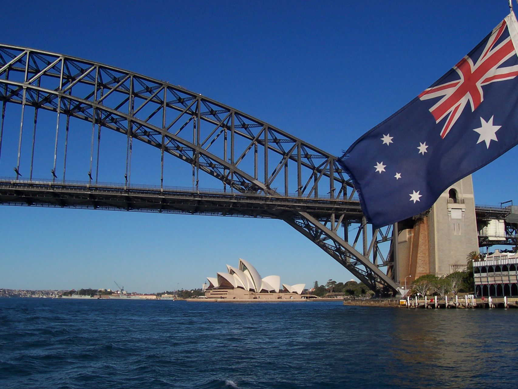 Mobile Compatible Sydney Wallpapers, Sylvester Santucci