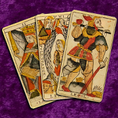 Tarot Backgrounds (PC, Mobile, Gadgets) Compatible | 170x170 px