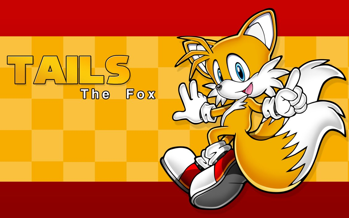 New Tails HD Widescreen Wallpapers