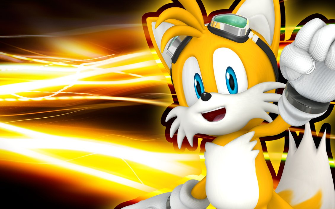 Amazing Pics Collection: Tails Desktop Wallpapers