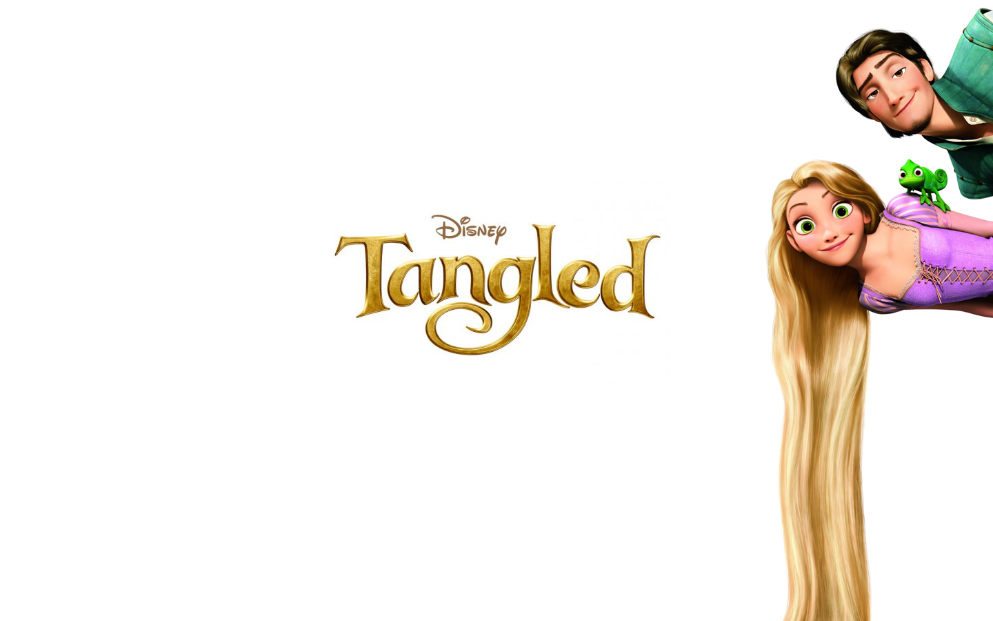 Wallpapers of Tangled HDQ