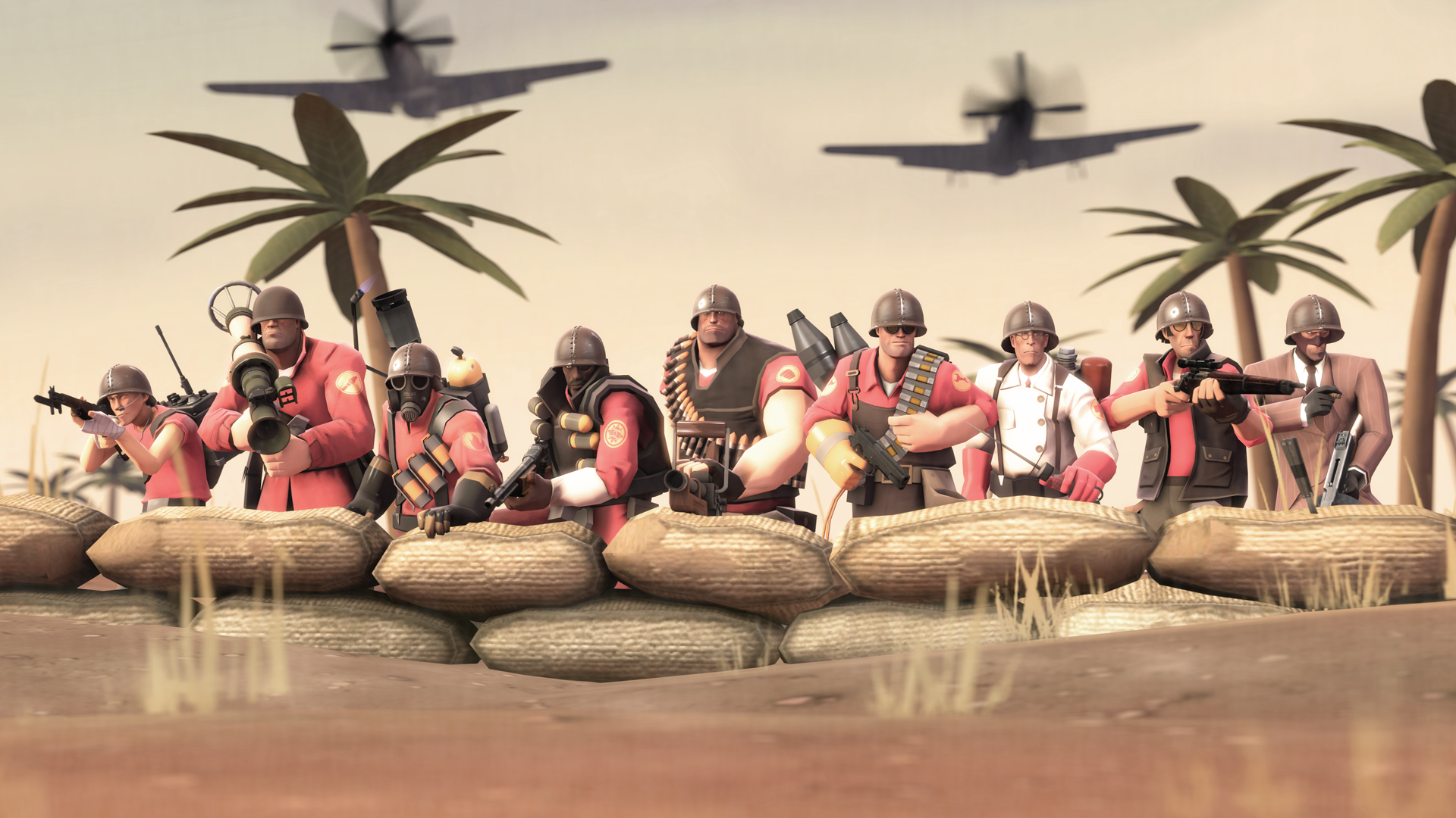 Team Fortress 2, 1920x1080 Charles Penney