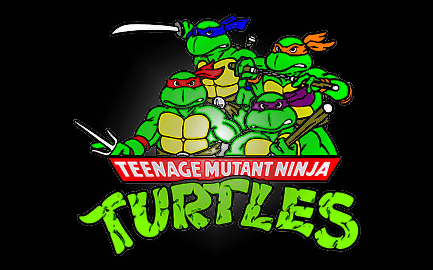 Top Wallpapers Collection: Teenage Mutant Ninja Turtles Desktop Wallpapers