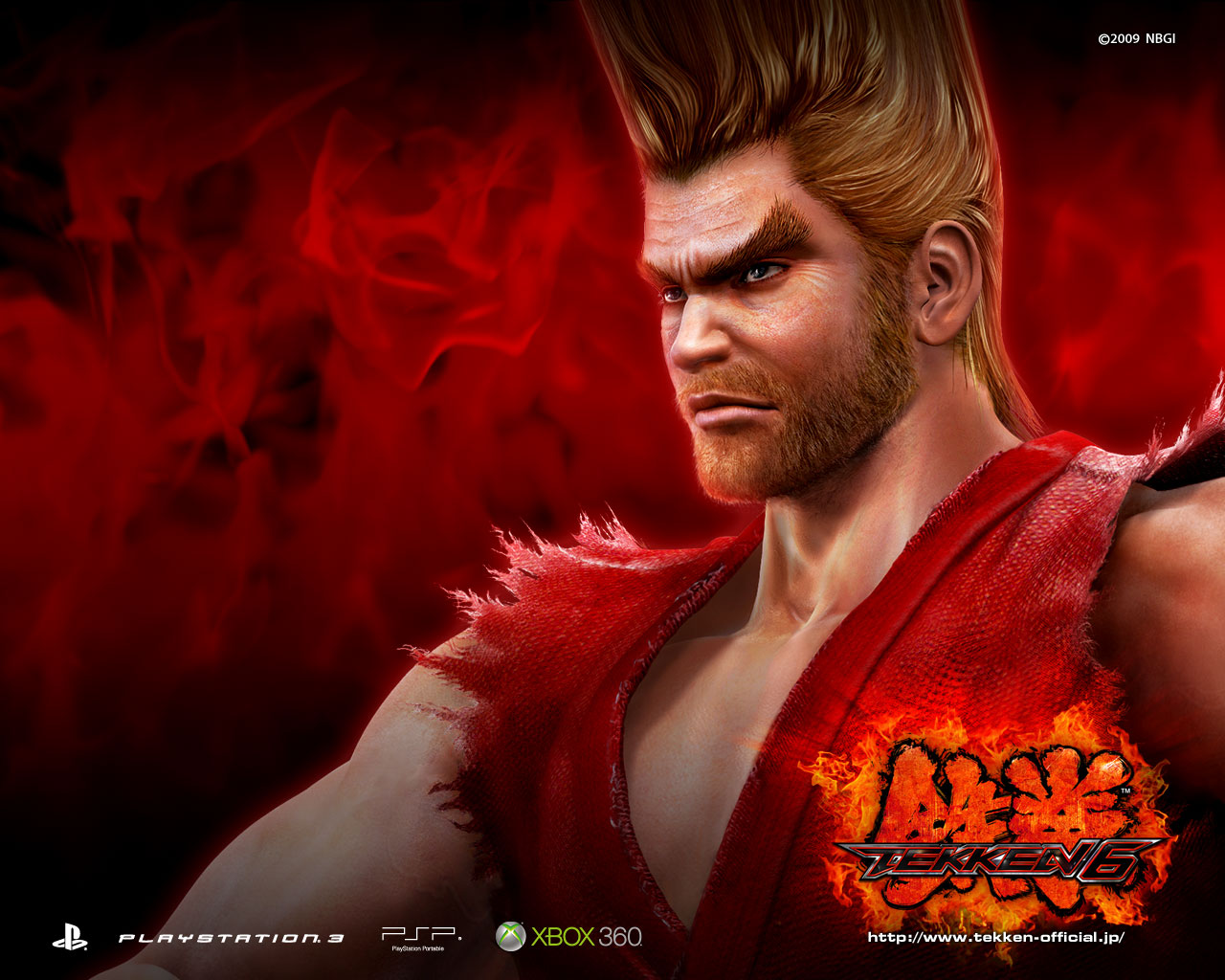 New Tekken 100% Quality HD Wallpapers