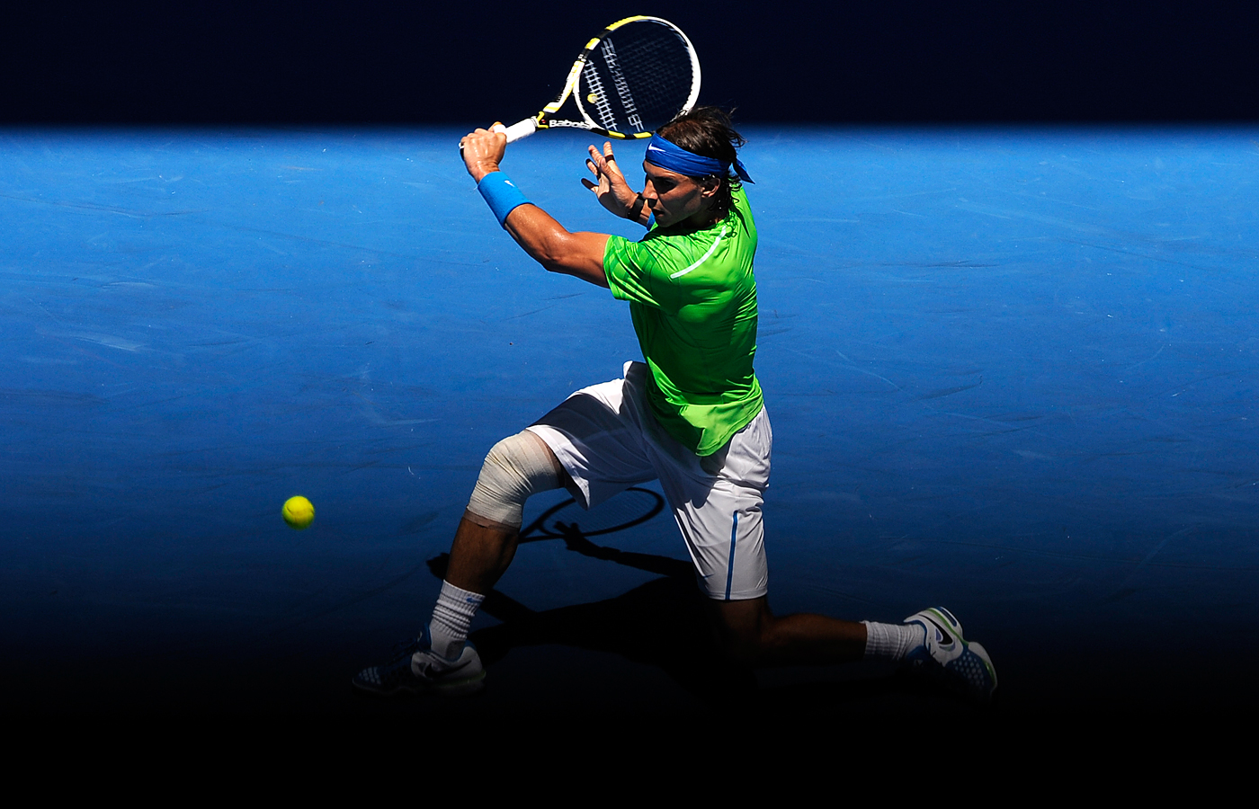 Widescreen Wallpapers: Tennis, (1400x900, V.92) - BsnSCB Graphics