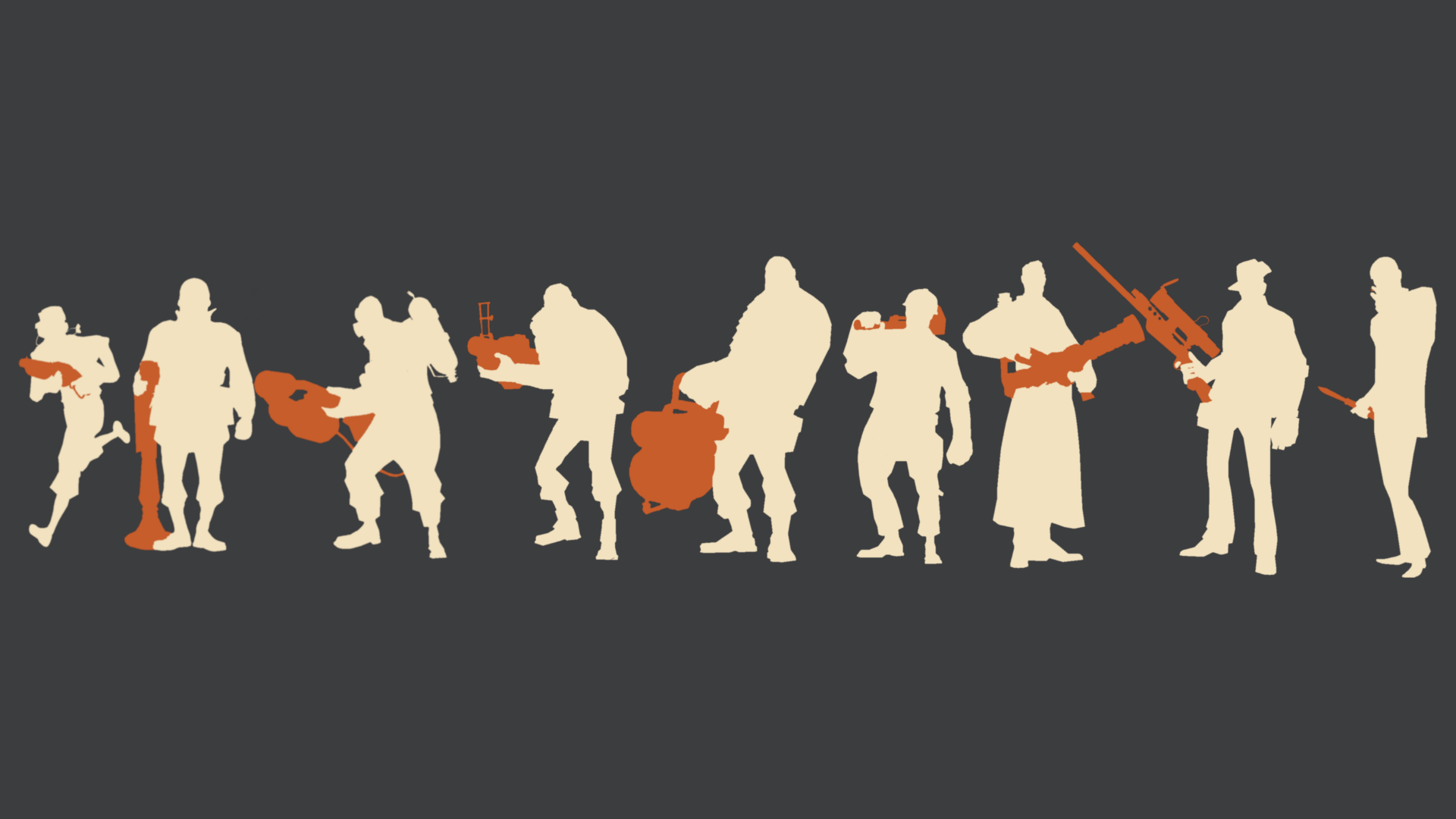 Tf2 HQFX Wallpaper Desktop
