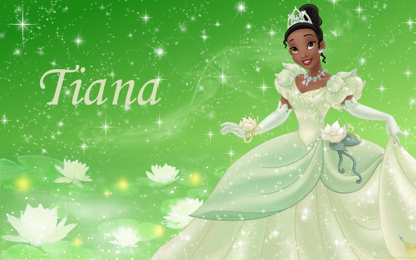 Recommended: The Princess And The Frog Wallpapers 27/05/2015, Maud Meder